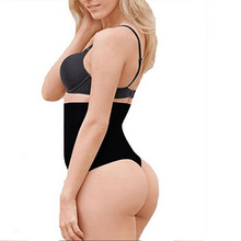 Mulheres tangas calcinhas shapewear tummy controle shaper bundas lifter underwear (815)