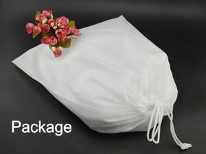 Image 4 - Màu trắng Ngà Dài 5M Ren Thêu Táo Đầm Dự Tiệc Phối Ren Voan Dài Cô Dâu Vân Cưới Phụ Kiện Với Lược EE02