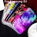 Мягкие Пластиковые ТПУ Case Для galaxy s3 neo case Для Samsung Galaxy S III GT-i9300 S3 4.8 дюймов i9300 I939D DUOS i9300i Крышки Оболочки