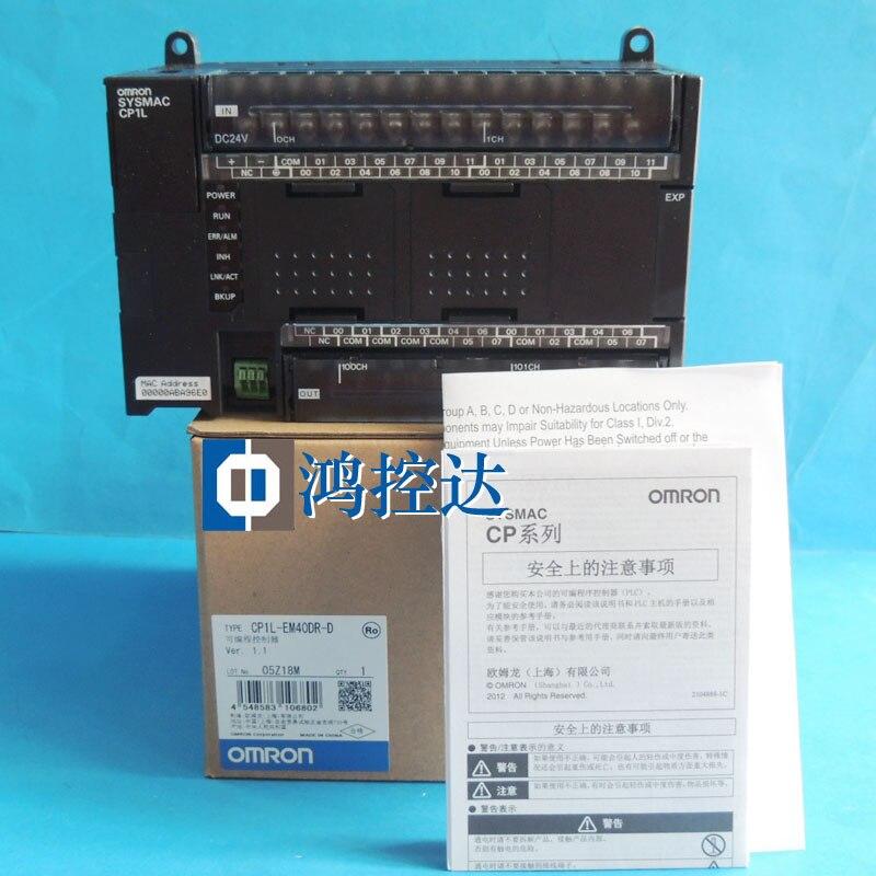PLC Module CP1L-EM40DR-D Programmable Controller New Original Product
