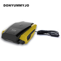 DONYUMMYJO Car Air Compressor Pump DC 12V Digital Portable Tire Inflator For Bicycles Motorcycles Automatic Basketballs
