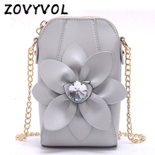 ZOVYVOL 2019 Fashion White Female Square Bag Quality PU Leather Women  Mini Tote Lock Shoulder Messenger Bags