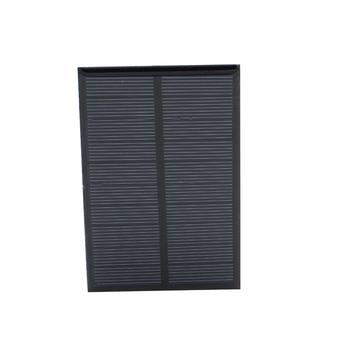 Panele słoneczne 5V 1 25Watt 0 25a krzem monokrystaliczny moduł epoksydowy Mini ogniwa słoneczne do ładowania bateria do telefonu komórkowego hurtownia tanie i dobre opinie ANGUI 20 Panel słoneczny 250mA 69*110mm CNC69x110-5 Krzem polikrystaliczny