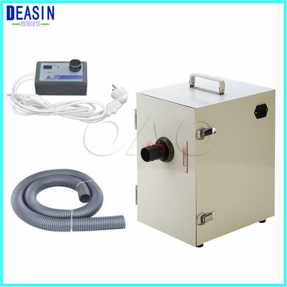 Dental Equipment Dental Lab Laboratory Single-row Dust Collector Vacuum Cleaner JT-26/C for Dental Laboratory 1 pieces dental equipment rotatable single tube dental gas light bunsen burner alone duct gas lights for dental laboratory