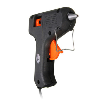 20W 110v-240v Suit for 7mm Glue Sticks Electric Heating Hot Melt Glue Gun Sticks Trigger Art Craft Repair Tool US Plug