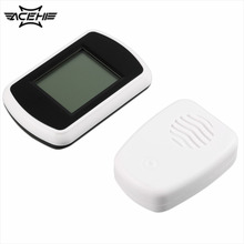 Big discount TS-FT004-B Poratble Ambient Digital Weather Station Wireless Electronic Thermometer with Indoor and Outdoor Temperature Meter