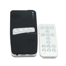 Mini Projector 854×480 TV HDMI DLP LED Portable Digital Video Game Projetor Multimedia Player