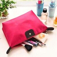 Multifunction Make Up Makeup Organizer Bag Women Cosmetic Bags Box Ladies Outdoor Travel Bag Handbag Nylon