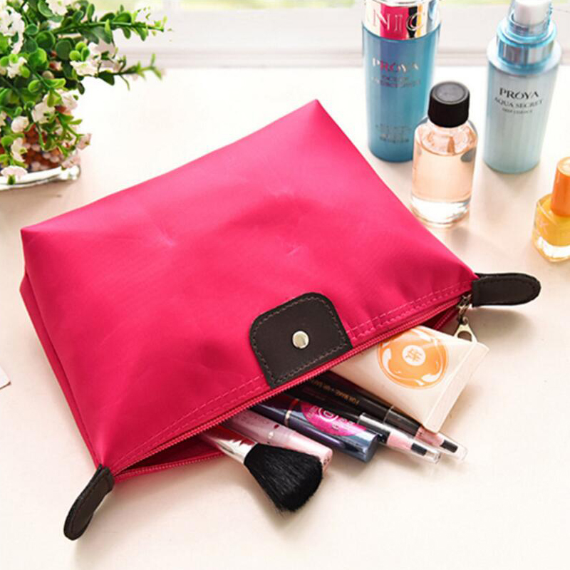 Multifunction Makeup Organizer Travel Bag Women Cosmetic Bags Box Ladies Handbag Nylon Storage Bags Wash Bag