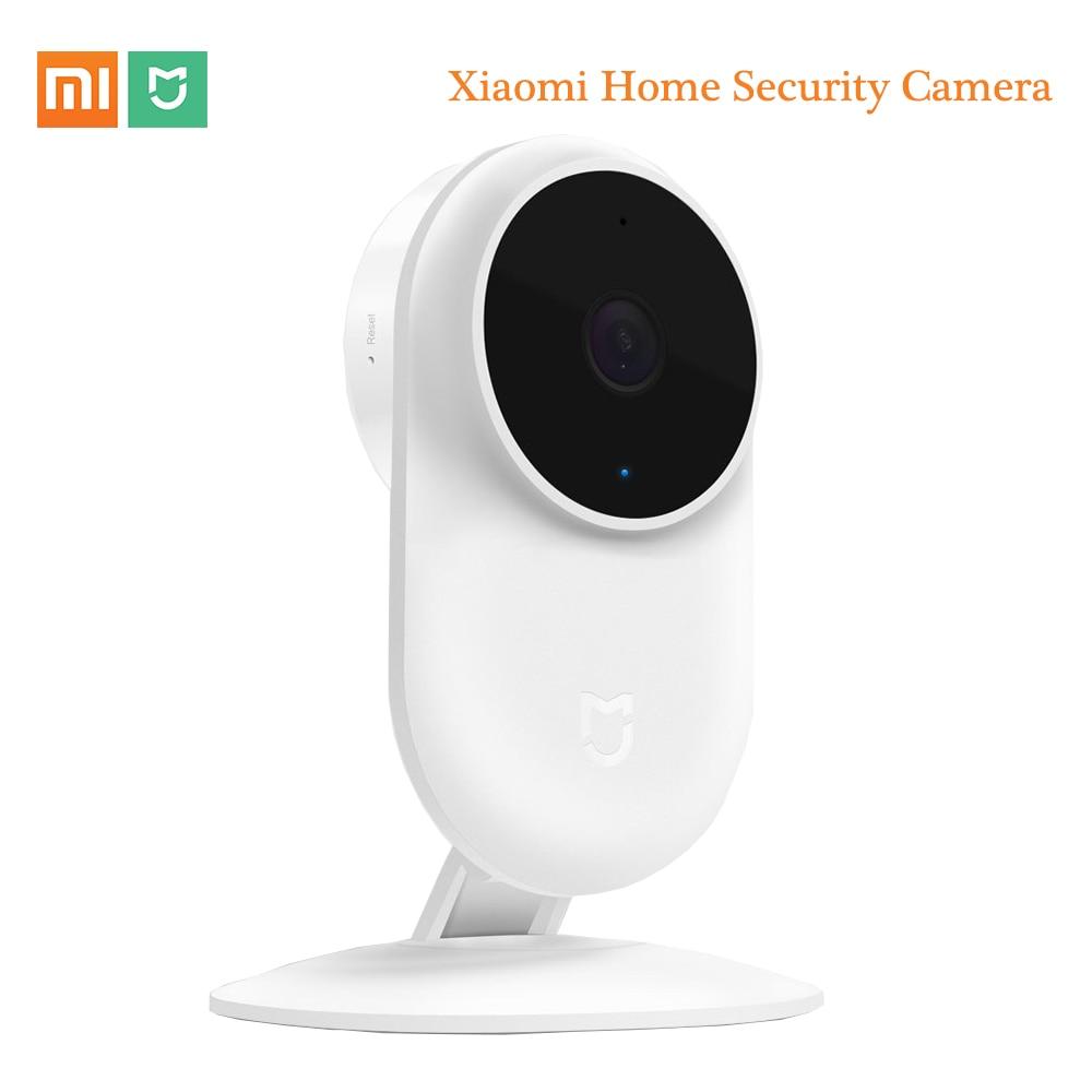 Original Xiao mi mi jia 1080P IP Kamera 130 Grad FOV Nachtsicht Sicherheit Smart Kamera 2,4 Ghz Dual -band für Home Kit mi Hause