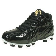 Мужская бейсбольная обувь большого размера; обувь для взрослых с противоскользящими шипами; дышащая обувь для Софтбола; женские дышащие кроссовки для профессиональной подготовки; D0551