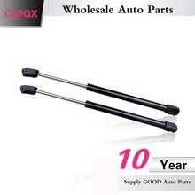 CAPQX – pare-choc à gaz pour Chrysler 300C, 1 paire d'amortisseurs de voiture, barre de traction avant gauche et droite