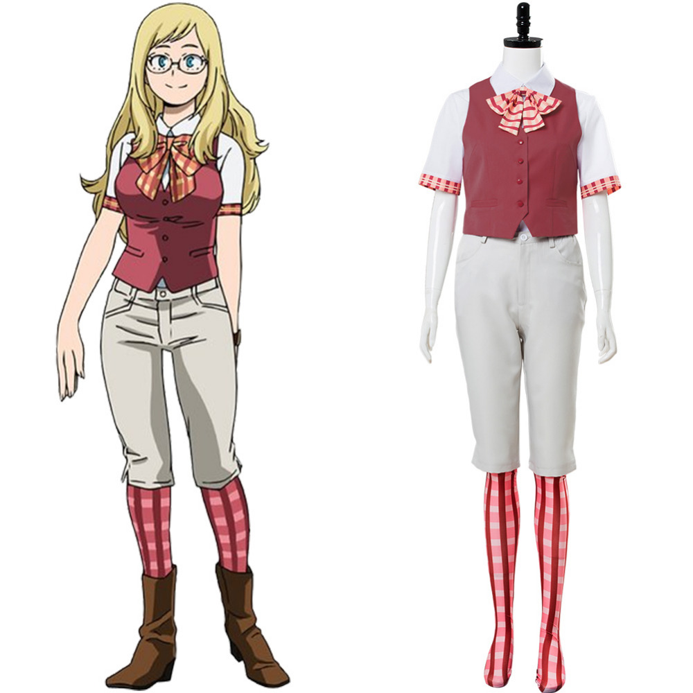 My Hero Academia Two Heroes: Boku No My Hero Academia:Two Heroes Melissa Shield Cosplay