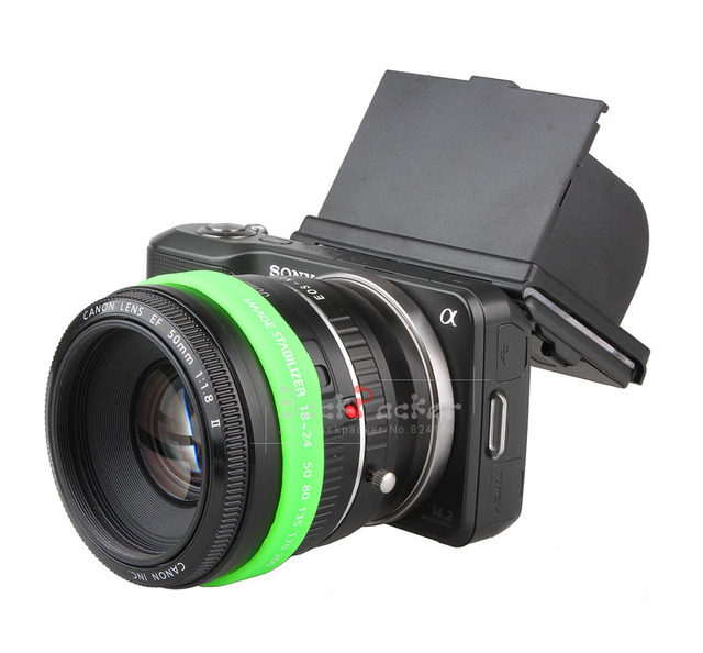sony nex 5. digital camera lcd screen protect transparent cover pop-up visor for sony nex-3 nex 5