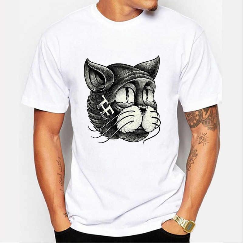 Nowa osobowość zwierząt avatar kobiety/mężczyźni 3d koszulki z krótkim rękawem wilk/kot/panda zwierząt leopard/tygrys 3D T shirt cartoon topy 98-1 #