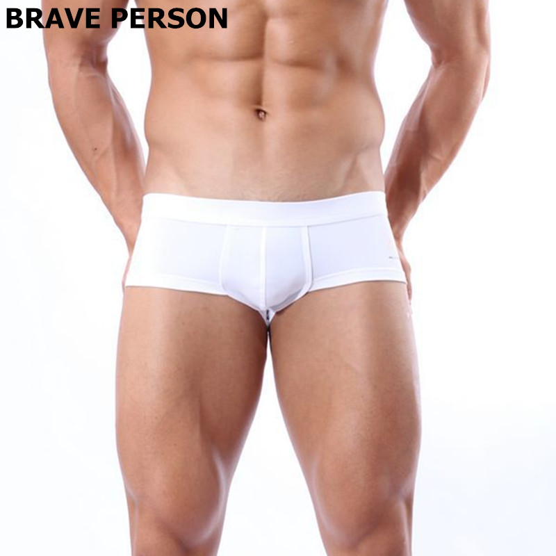BRAVE PERSON vīriešu apakšveļas bokseršorti Augstas kvalitātes - Apakšveļa - Foto 6