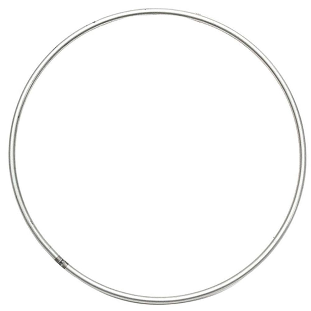 Diameter Round Metal Hoop Dreamcatcher Ring Wall Hangings Macrame Crafts Hoop For Spirit Shields Mandelas Home DIY Decor Mascot
