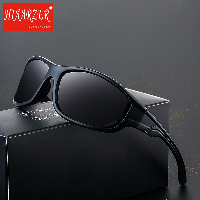 High Quality Polarized Sunglasses Men Brand Driving Sun Glasses For Male Driving Fishing UV400 Goggles Oculos De Sol With Case in Men 39 s Sunglasses from Apparel Accessories