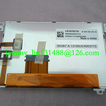 """"""" ЖК-дисплей L5F30872P00 L5F30872P02 L5F30705T24 с сенсорной панелью для VW RNS310 Skoda RNS 313/315 автомобильный навигационный экран"""