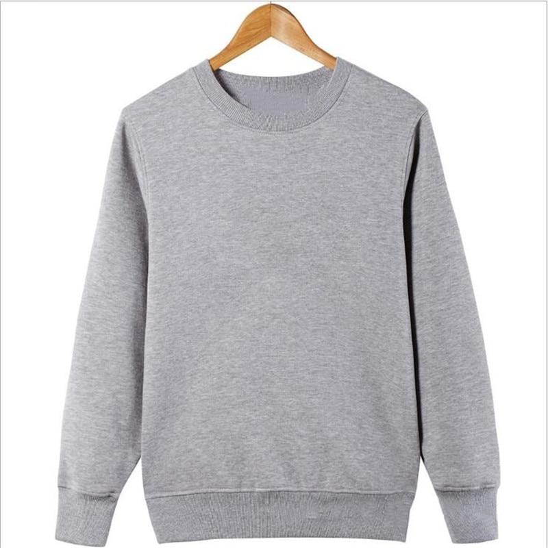 Streetwear Cotton Sweatshirt
