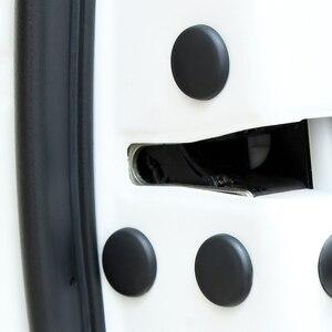 Авто замок двери автомобиля винт Защитная крышка для Renault Koleos Captur Megane Kadjar Logan Duster для Samsung Qm5 Qm6 Qm3
