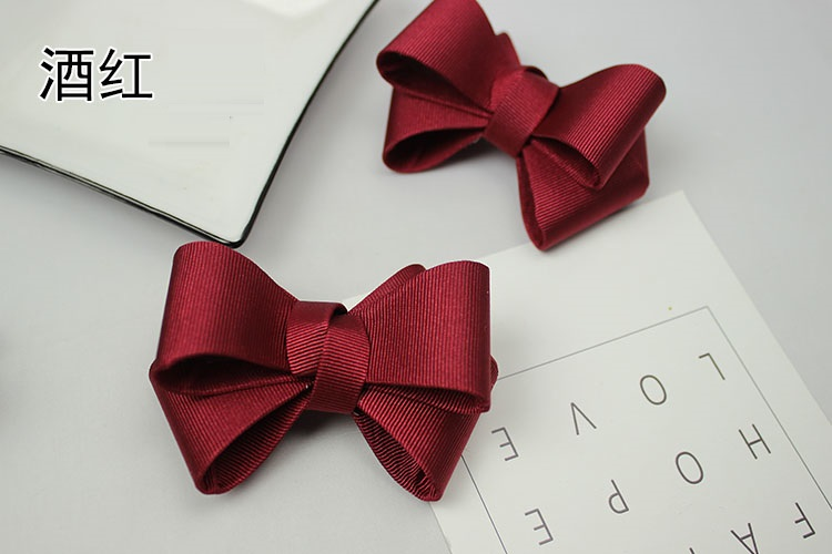 (1 пара/лот) Женщины Новая мода лук, ткань Обувь, Обувь цветы, Обувь Интимные аксессуары ...