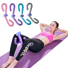 Multifunctional Thigh Master Muscle Fitness Equipment Thigh Trimmer Leg Exercise For Home Gym Slimming Training 2pcs ankle strap fitness bandage gym hip leg muscle training resistance adjustable buckle thigh body building lifting exercise