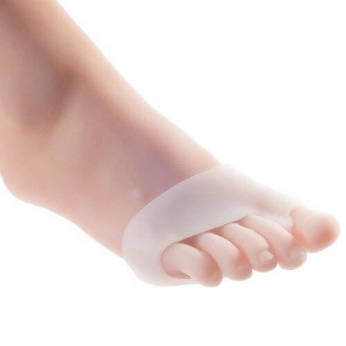 SpringYard (2 pairs/lot) Gel Big Toe Hallux Valgus Bunion Orthopedic Protector Toe Separator Metatarsal Pads Foot Care Lahore