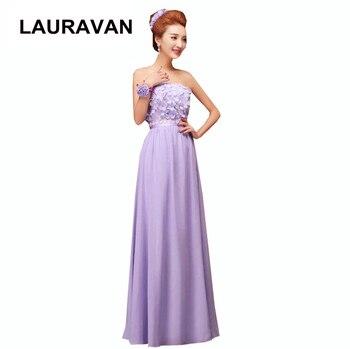 Formal 2019 Largos Púrpura Lavanda Mujeres Ocasión Especial