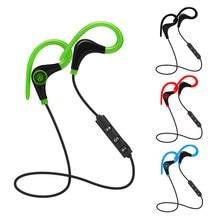 Wireless Bluetooth Headset SPORT Stereo Headphone Earphone