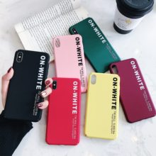 RAXFLY Candy Color Case For Xiaomi Redmi Note 7 6 5 Anti-Fingerprint Phone Case For Xiaomi Mi 9 Se 8 Lite A1 A2 Back Cover(China)