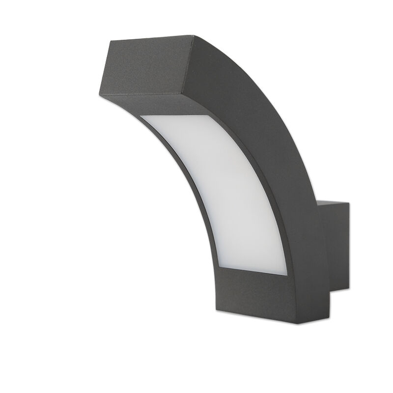 High-quality outdoor waterproof wall lamp LED decorative exterior wall lights balcony residential corridor community sconce cob square led outdoor wall lamp nordic contemporary and contracted wall lamp corridor lamp exterior balcony wall lamp