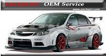 ИЗ АРМИРОВАННЫХ Стекловолокном VS Стиль Обвес Пригодный Для 2010-2014 Subaru Impreza WRX STI GVB