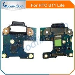 Untuk HTC U11 Hidup/U11 Plus/U12 Plus/U11 Mata/U11 Pengisian Charger Port Micro USB dock Konektor FLEX Kabel Perbaikan Parts