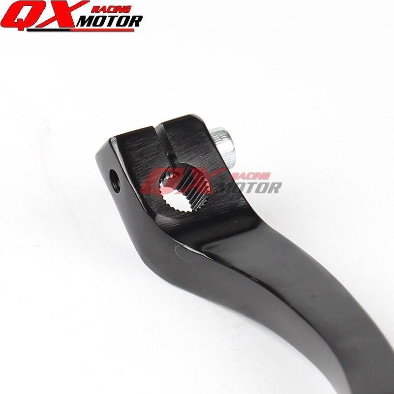 Image 5 - Motorcycle Aluminum Folding Shifter Shift Lever For NC250 KAYO T6  K6 BSE J5 M2 M4 TT 250R SHR kEWS k16 X7 Dirt Bike Motocrossfolding  shift levershifter leverlever shift -