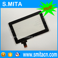 7 Inch Tablet Touch HOTATOUCH DRFPC043T-V2.0 185x116.5mm Tablet Glass Capacitive Touch Panel