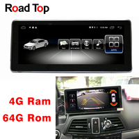 10.25 Android 8.1 Octa 8 Core CPU 4+64G Car Radio GPS Navigation Bluetooth WiFi Head Unit Screen for Mercedes Benz E W212 S212