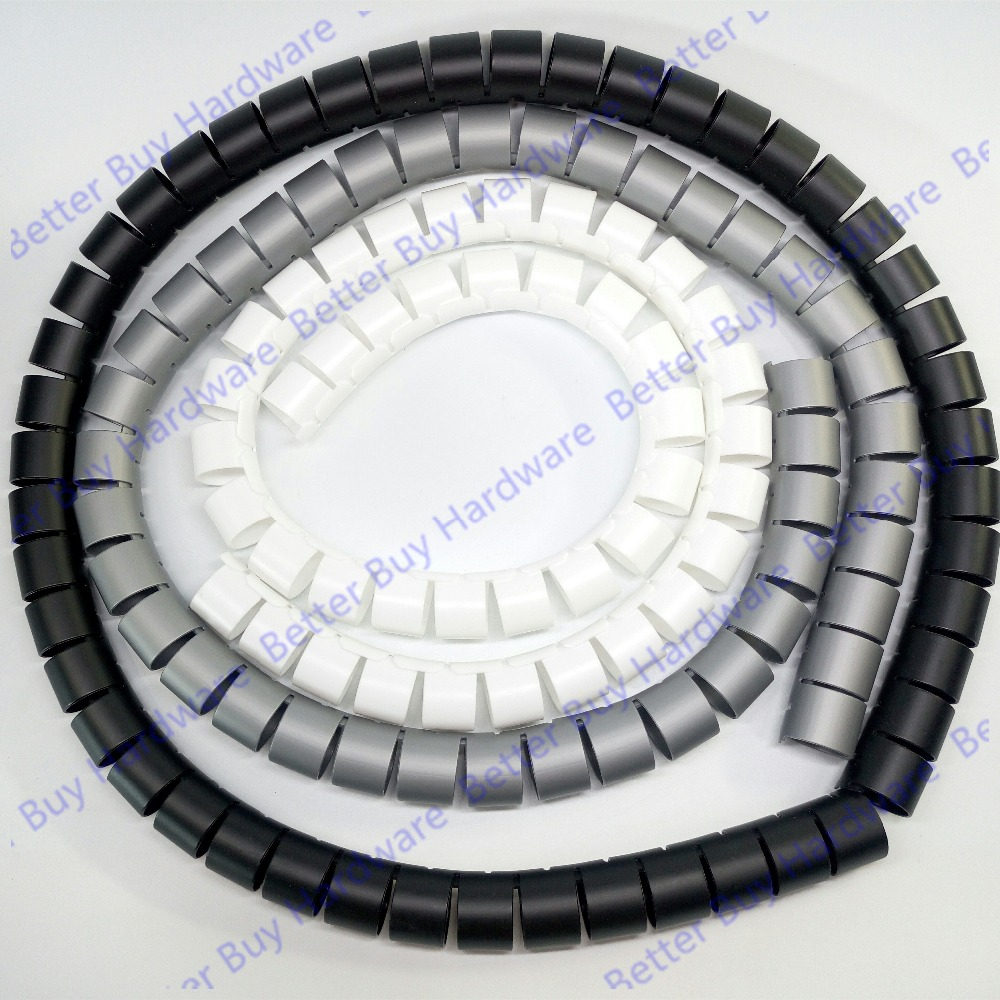 Dia. 32 mm Furniture Hardware Plastic Office /Home Cable Winders Wire Management Distributor