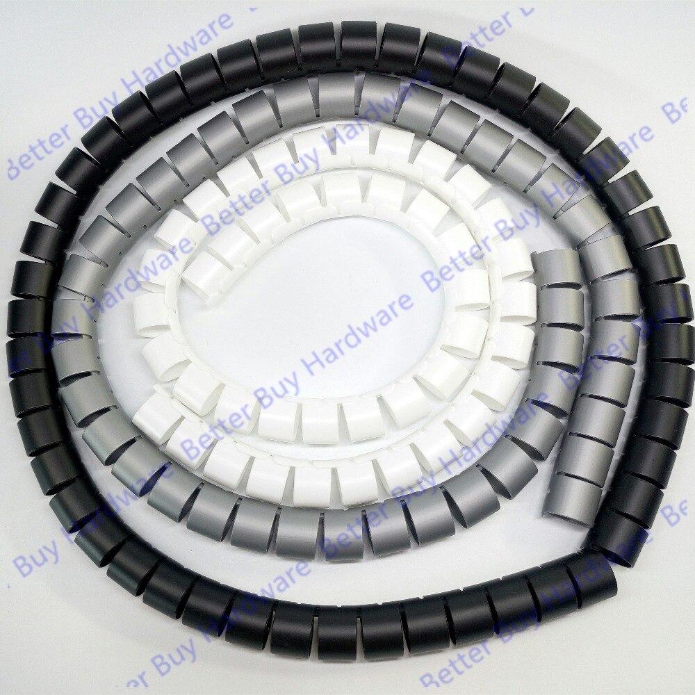 Dia. 32mm Möbel Büro/Home Kabel Wickler Draht Management Distributor ...