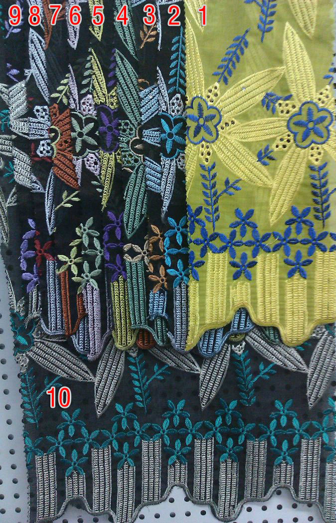 Hot Felt Fabric Rolls Cloth Lace Wedding Dresses African