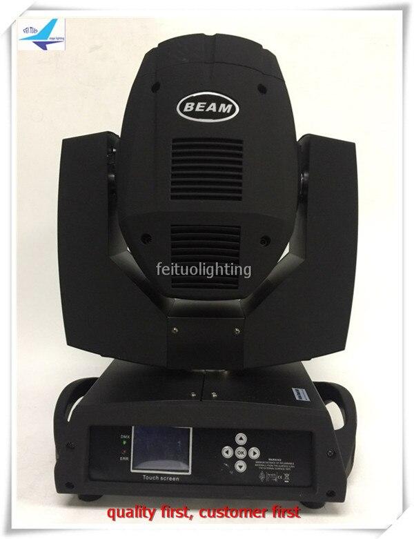 E 8+16 double prism DMX Osram Lamp 7R Zoom 230W Beam Moving Head Light DJ Disco Club Stage Light