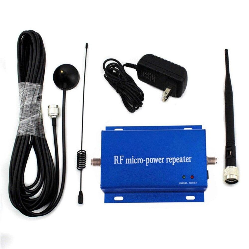 Tamanho pequeno GSM CDMA 850 mhz Sinal de Telefone Celular Kit Repetidor de Sinal de Telefone Móvel Impulsionador Repetidor Amplificador de Antena