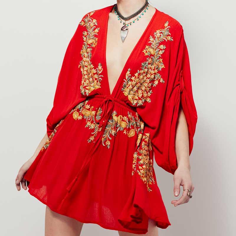 Boho Chic Dresses for Women