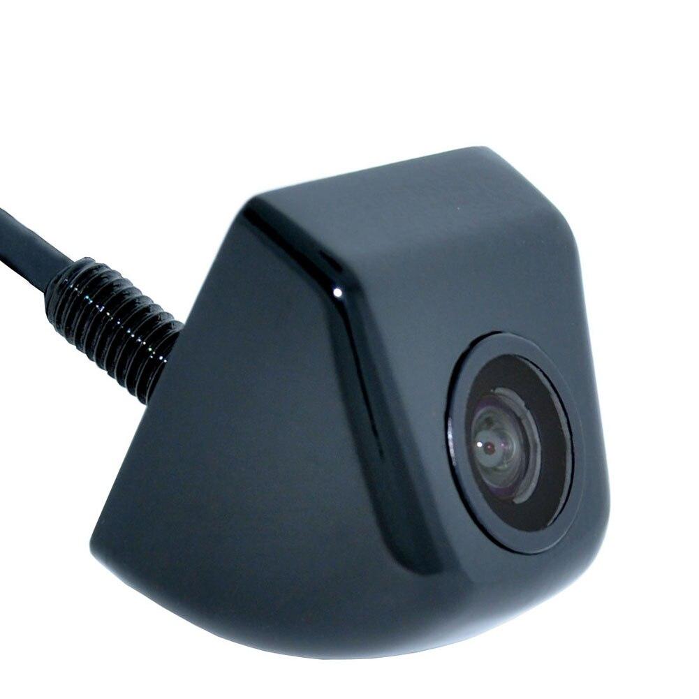 Luxur CCD carro Retrovisor visão noturna Impermeável Grande Angular de visão traseira do carro câmara de marcha Para O Sistema de Estacionamento de Backup Câmera
