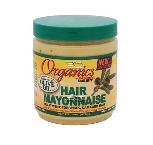 Organic root hair mayonnaise conditioning treatment 30 bonus 426g