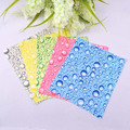 100pcs/lot Colorful145x175MM Microfiber cleaning cloth eye glasses cleaning cloth screen lens cloth Customized logo Cloth