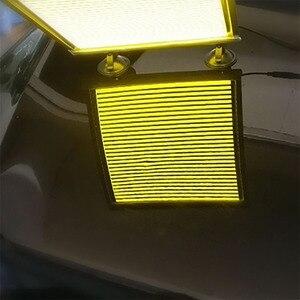 Image 4 - WOYO Auto verzonken gestreepte nivellering lamp