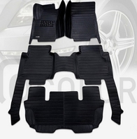 Good mats! Custom special car floor mats for Ford Explorer 7seats 2018 2011 waterproof carpets for Explorer 2015,Free shipping