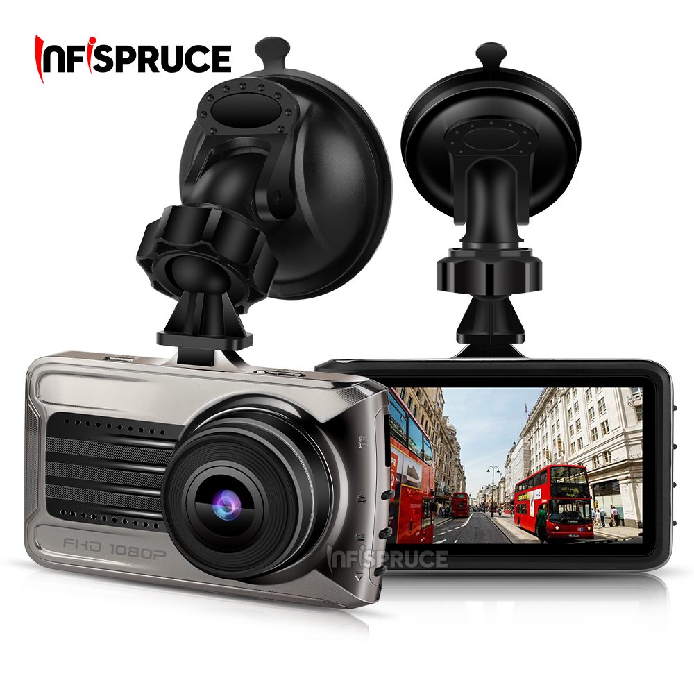 Infispruce Car Dash Cam font b Camera b font car dvr 1018PHD Driving Video Recorder Mini