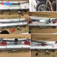 Плоский PDR Крюк Инструменты paintless Дент Ремонтный комплект плоская стальная полоса мост съемник